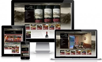 Responsive Web Design for Ivybrook Farms