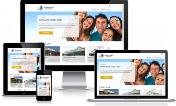Responsive Web Design Doctor Surgery