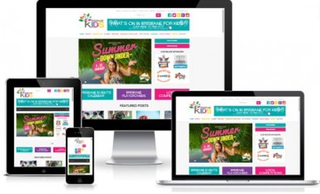 Digital Marketing Project Brisbane Kids
