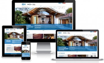 Responsive Web Design Project - Bluestone Homes