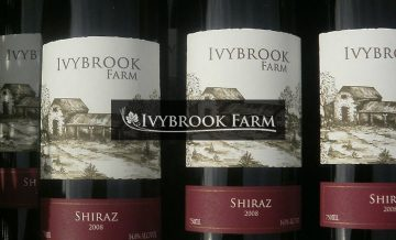 Winery + B&B Web Design - Ivybrook Farm