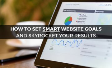 How to set SMART website goals